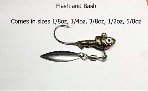 FLASH AND BASH